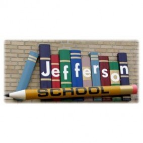 Jefferson School's Logo