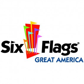Six Flags Great America's Logo