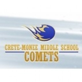Crete-Monee Middle School's Logo