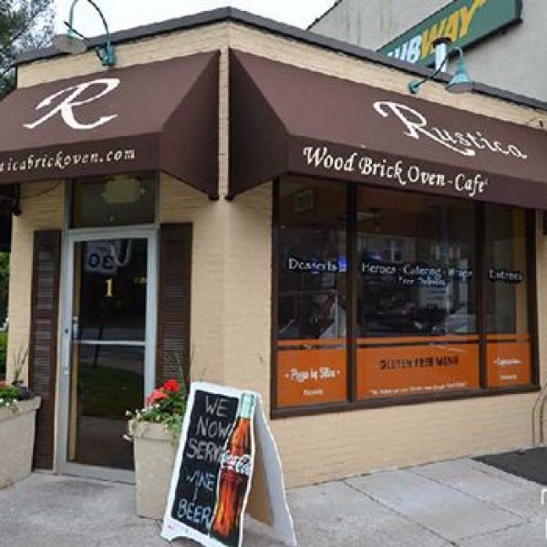 Rustica Brick Oven Cafe Garden City South Ny
