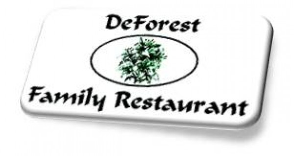 Deforest Family Restaurant Menu
