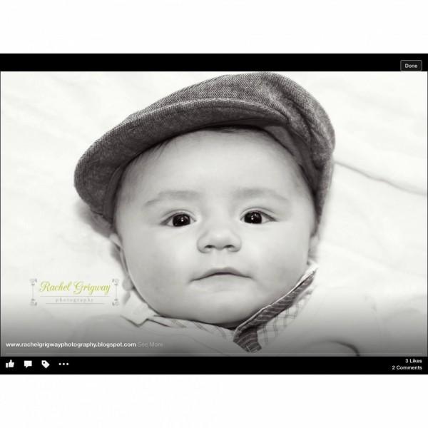 Fight with Baby Mason Fundraiser Logo
