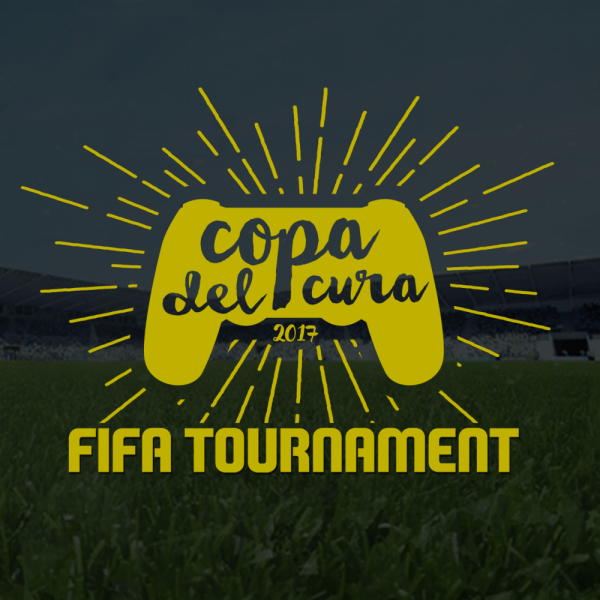 Copa Del Cura 2017 @ Keva Fundraiser Logo