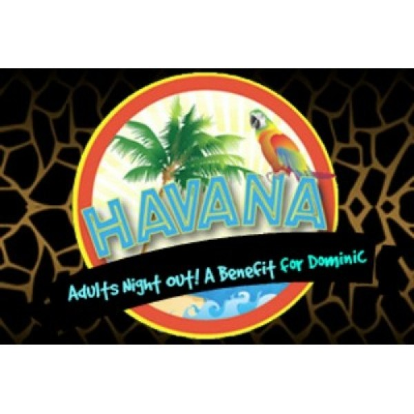 Adults Night Out @ Havana's New Hope! Fundraiser Logo