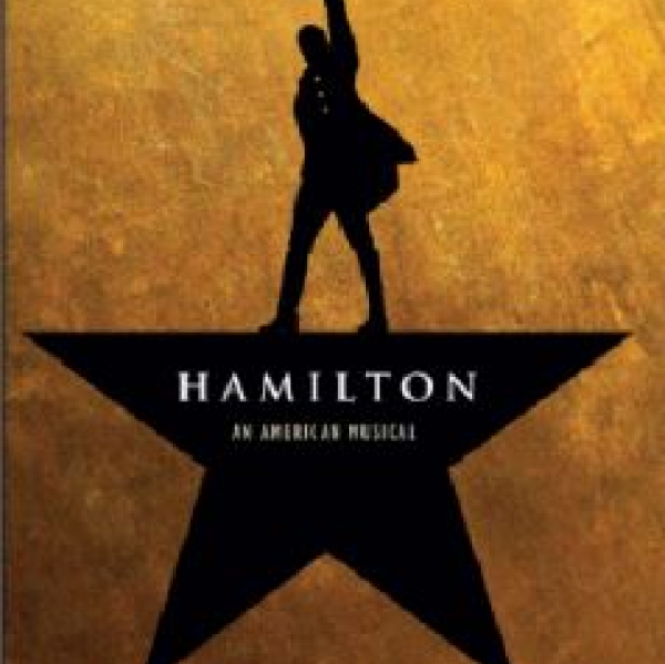 Hamilton Tickets Raffle- performance 5/1/19 ($10  per entry) Fundraiser Logo