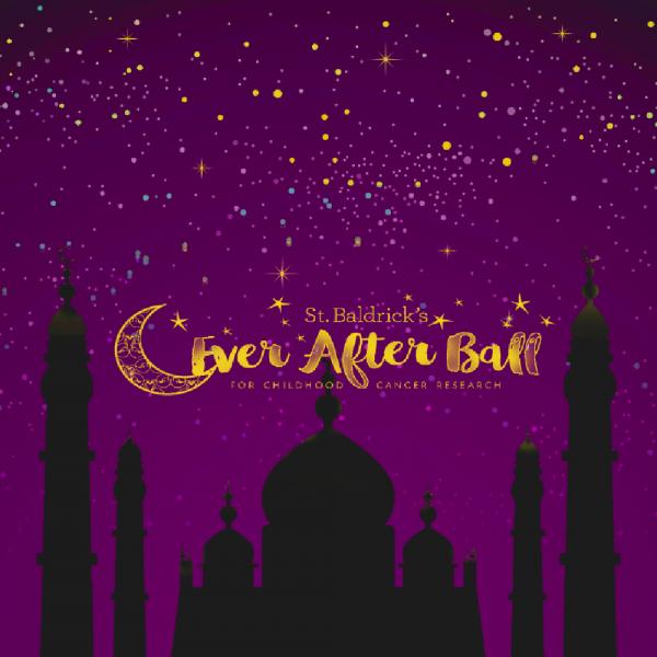 St. Baldrick's Ever After Ball Fundraiser Logo