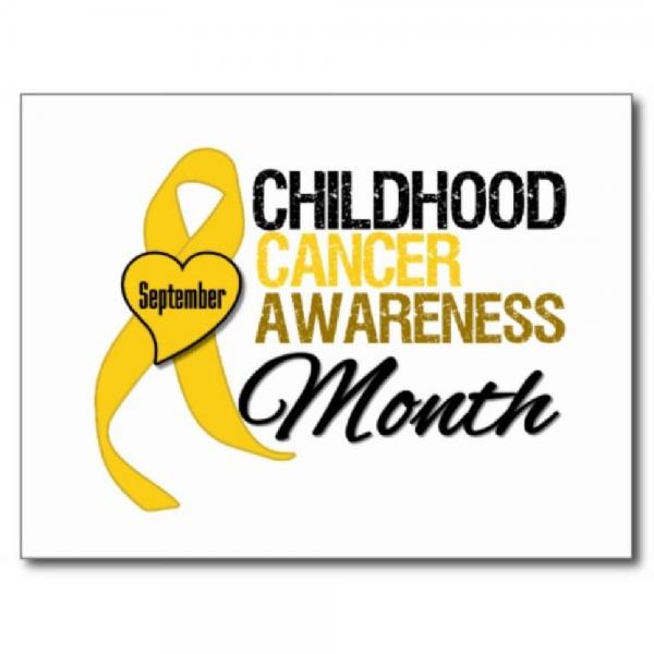 Go Gold for Kids Fundraiser Logo