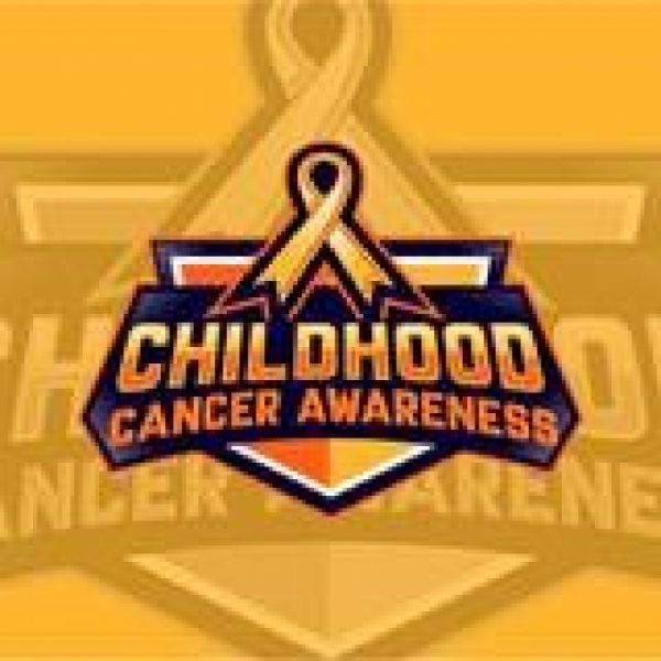 Decals to Support Childhood Cancer Research Fundraiser Logo