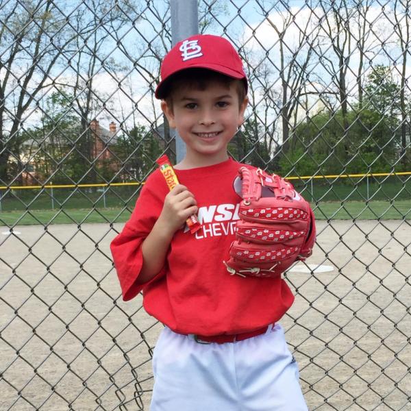 Be Brooks Brave Memorial Baseball Tournament Fundraiser Logo