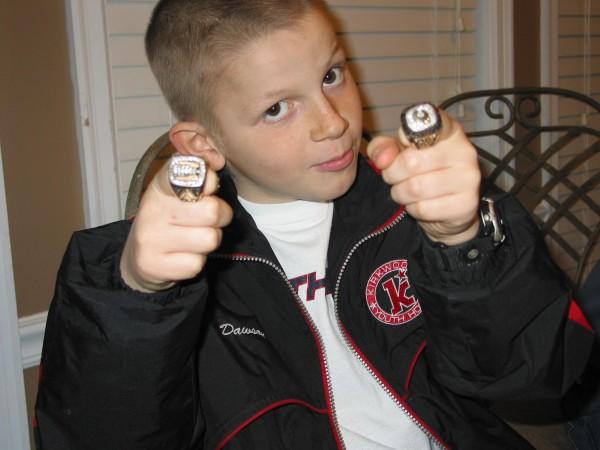 Dawson I. Kid Photo