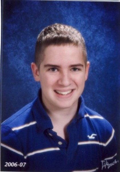 Cody Parks Kid Photo