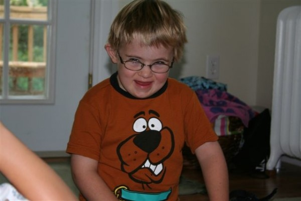 Connor Kid Photo