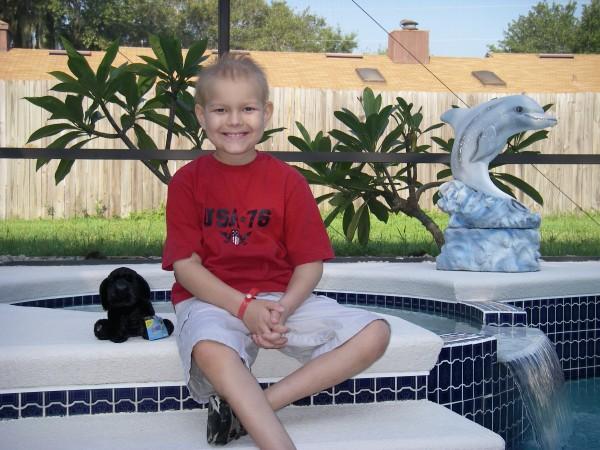 Colton Seybert Kid Photo