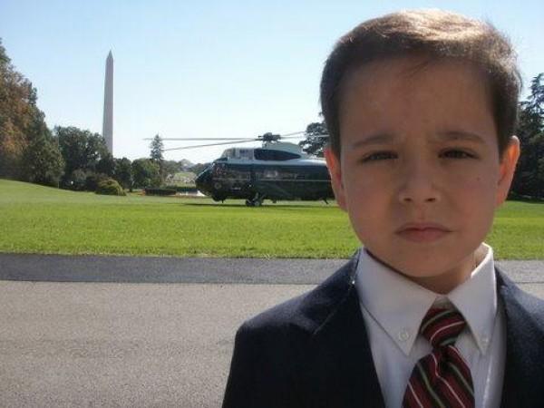 Grant Roberts Kid Photo