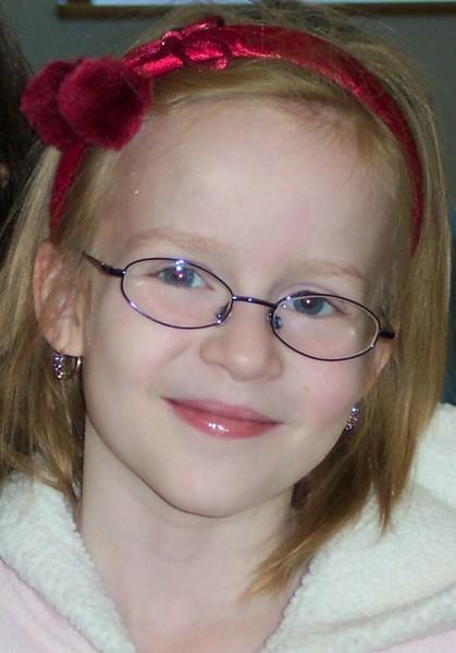 Megan Theis Kid Photo