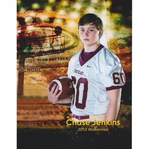 Chase Jenkins Kid Photo