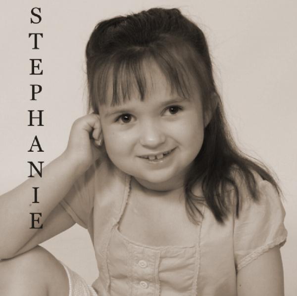Stephanie Carr Kid Photo