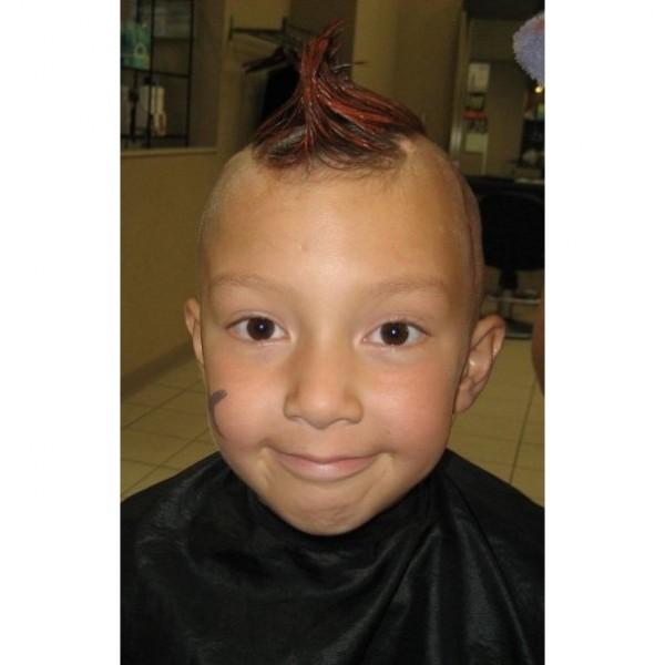 Logan's Sidekicks Kid Photo