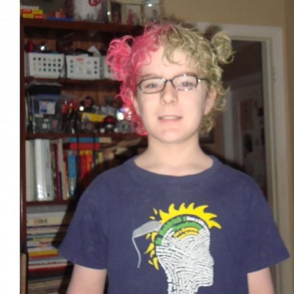 Ian B. Kid Photo