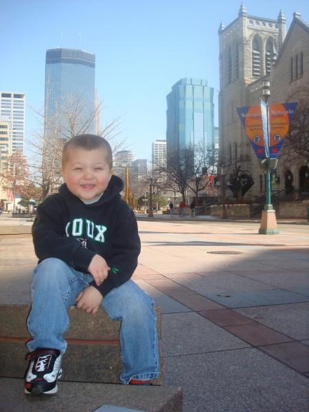 Will R. Kid Photo