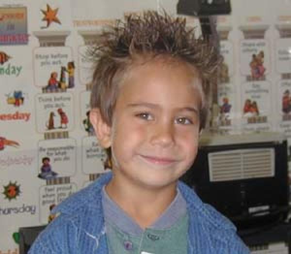 Liam T. Kid Photo