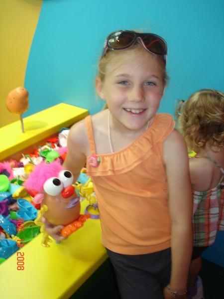 Madeline C. Kid Photo