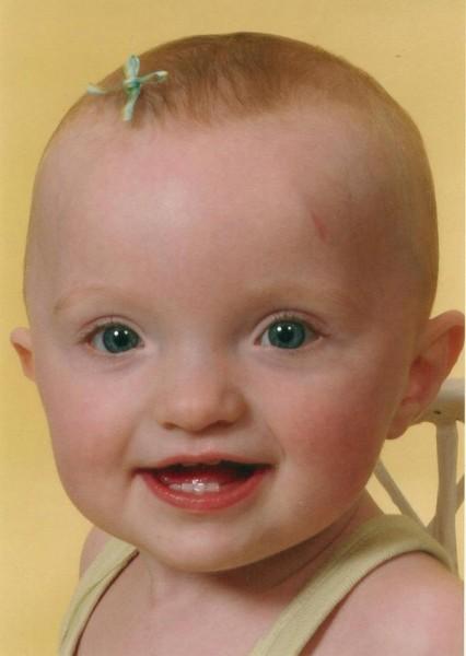 Marissa Shuler Kid Photo