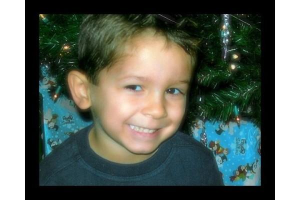 Kaleb Myers Kid Photo