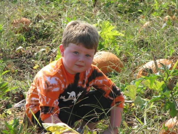 Carter-Man Harris Kid Photo