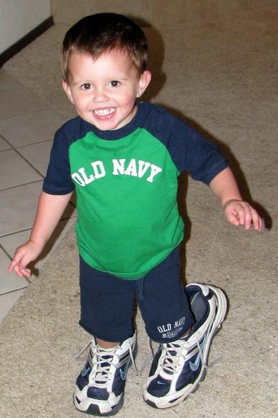 Jamison Bennett Watters Kid Photo