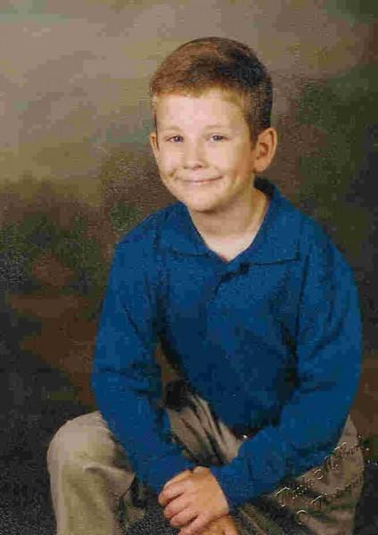 Justin Trammel Kid Photo