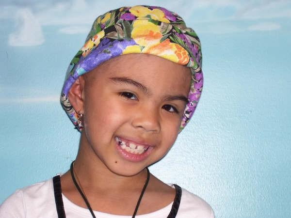 Charlene Bernardo Fager Kid Photo
