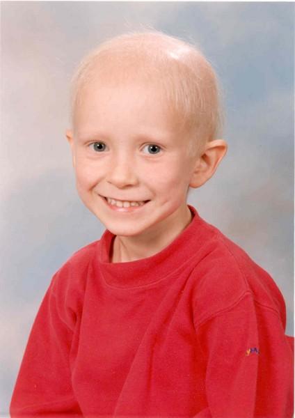 Zack A. Willson-White Kid Photo