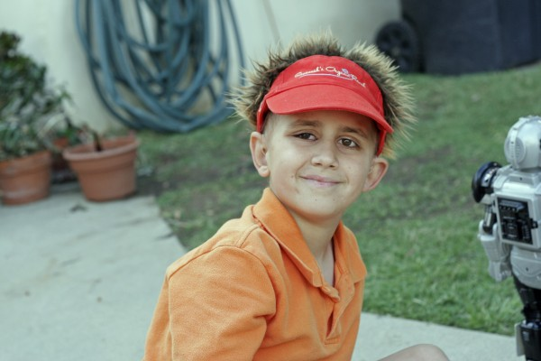 Davis A. Kid Photo