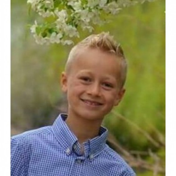 Kellen B. Kid Photo