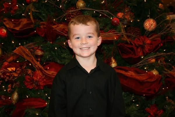 Connor McMahon Kid Photo