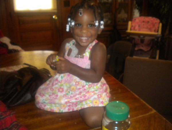 Anasia J. Kid Photo