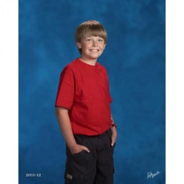 August Kid Photo
