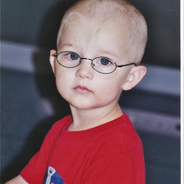 Evan Anderson Kid Photo