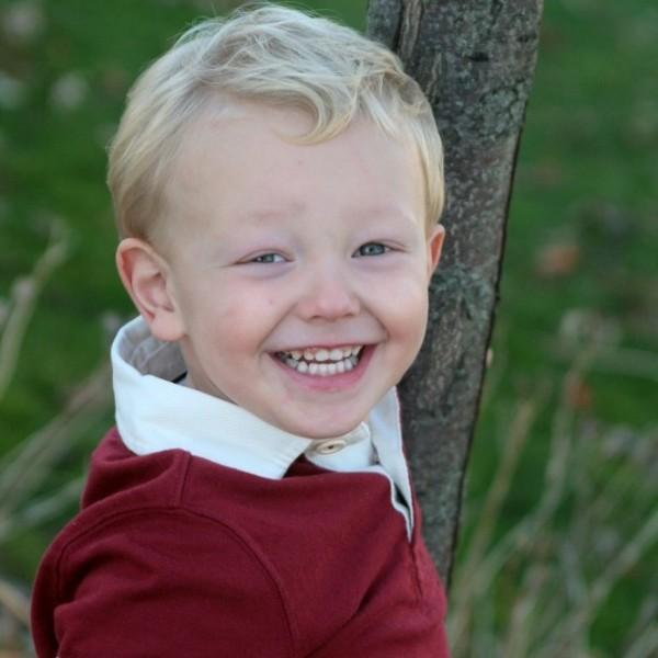 Cole Dieckman Kid Photo
