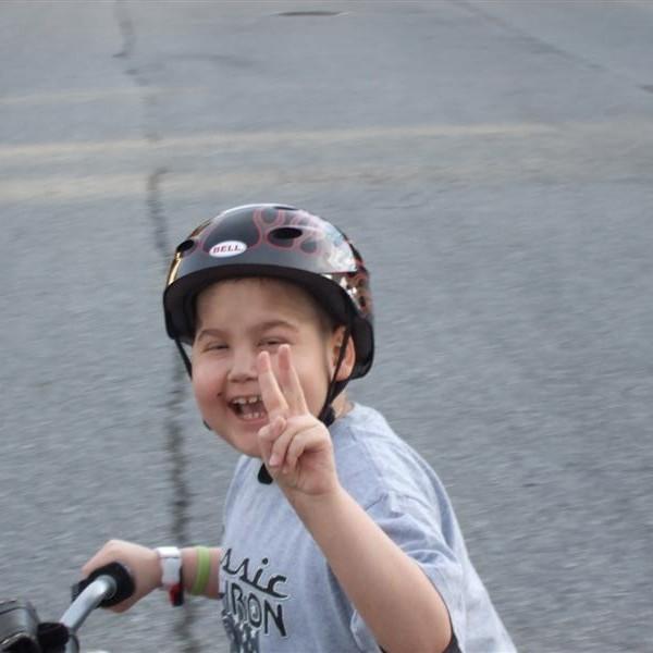 Brave Eli Kid Photo