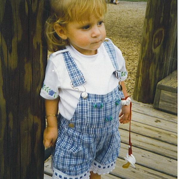 Paige Rose Naser Kid Photo