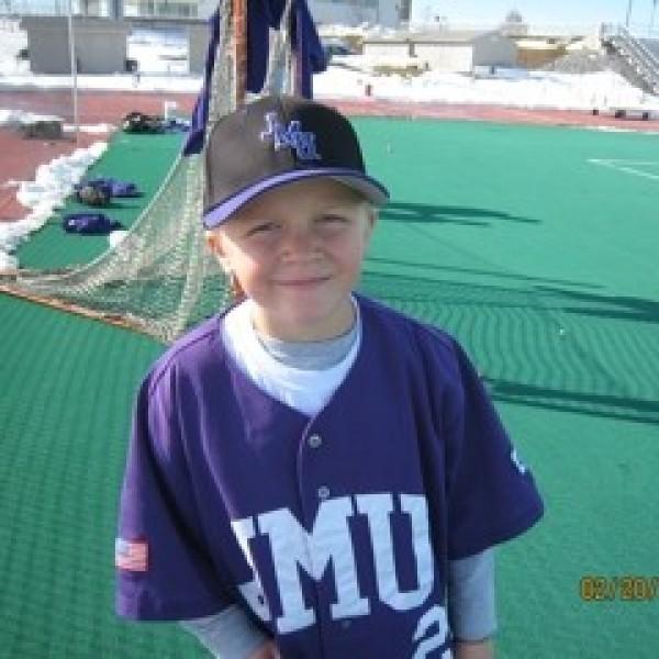 Justin Brown Kid Photo