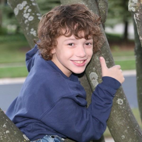 Nick Marino Kid Photo