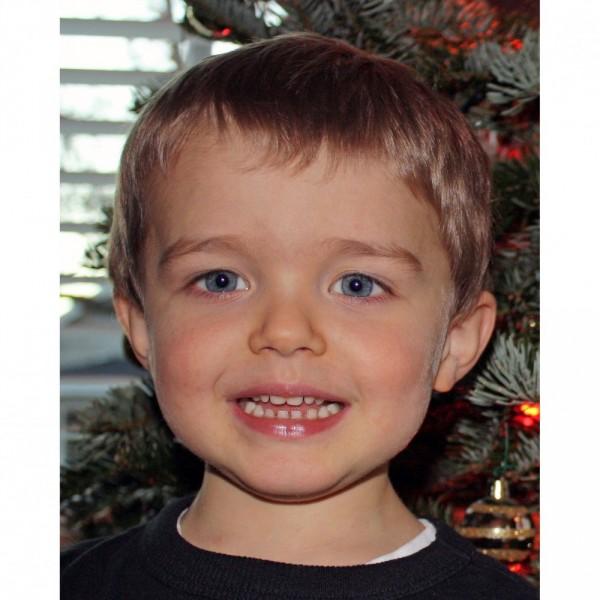 Luken U. Kid Photo