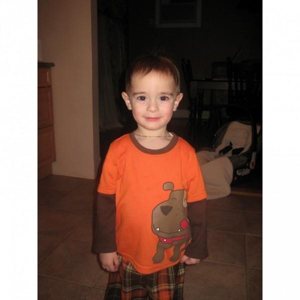 John Bovasso Kid Photo