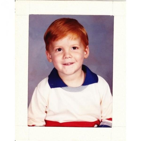 Nathan Breidenbach Kid Photo