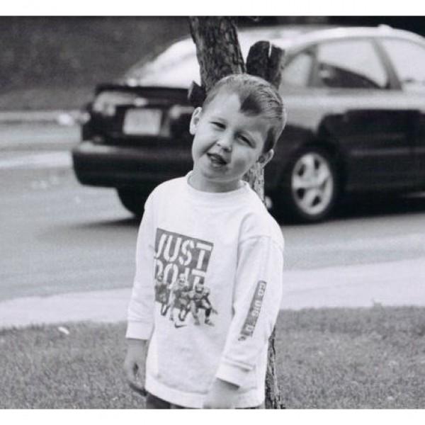 Sean Thomas Hill Kid Photo