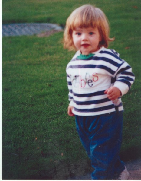 Kyra McMullan Kid Photo