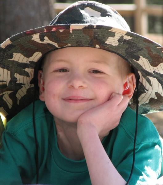 Nathan Gentry Kid Photo